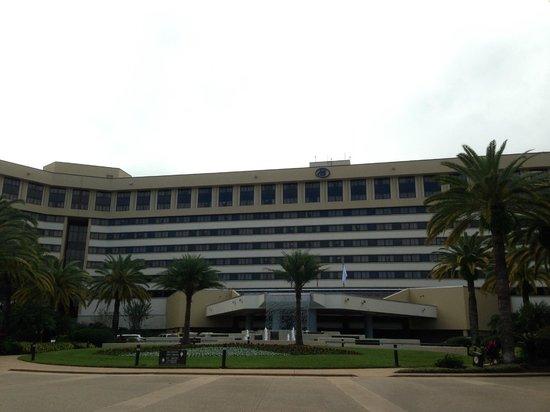 Hilton Orlando Lake Buena Vista: Fachada