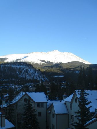 Wedgewood Lodge: Spectacular view from our room