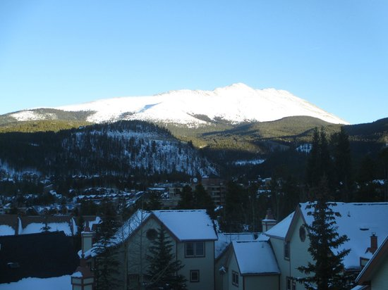 Wedgewood Lodge: View from our room