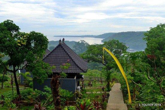 Poh Manis Lembongan: View is good!