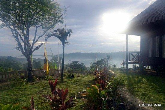 Poh Manis Lembongan: Great Mornign view