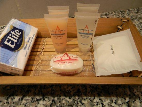 Armon Suites Hotel : kit