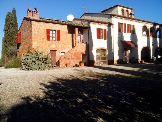 La Bandita Hotel Siena: La Bandita house!