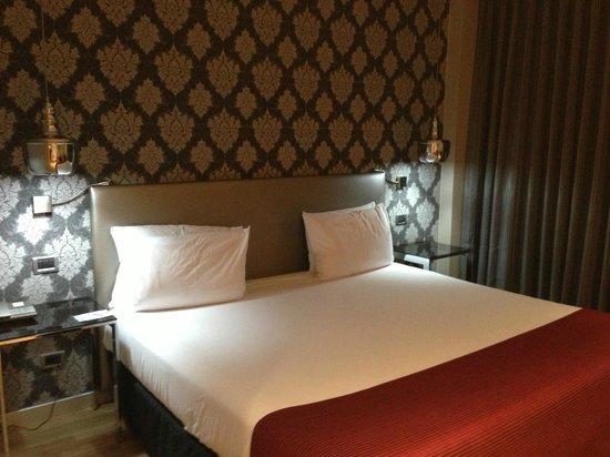 Eurostars Executive Hotel: Habitación