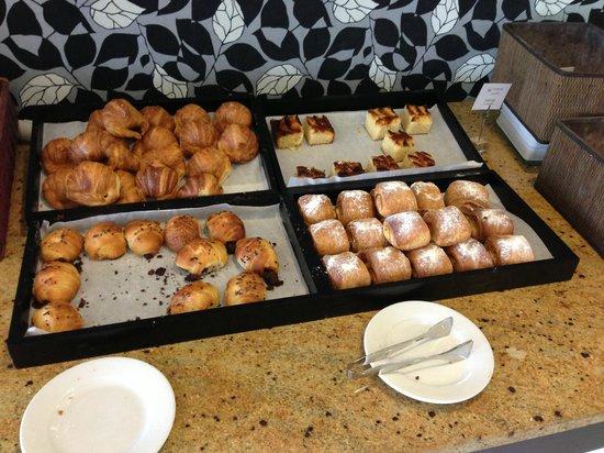 Eurostars Executive: Restaurante- desayuno buffet