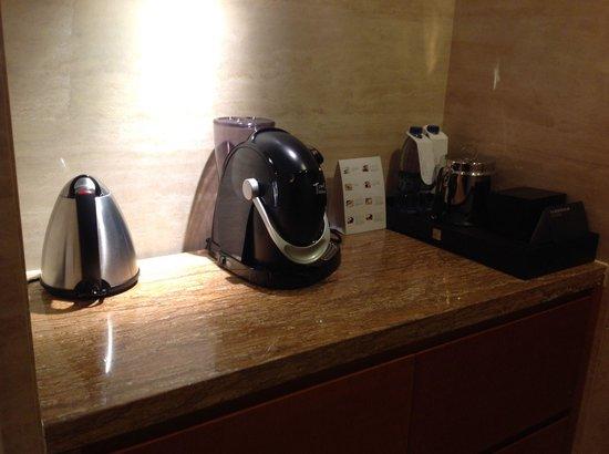 InterContinental Hangzhou : Kaffee- Teebar