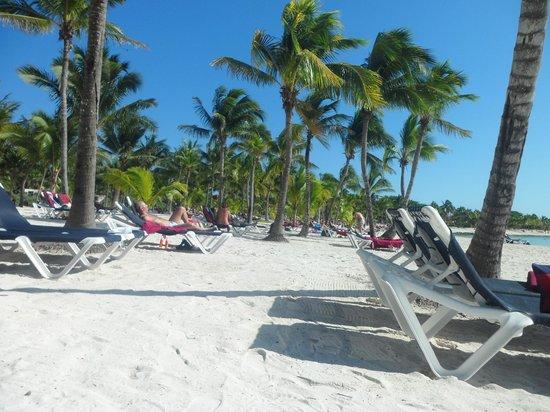 Barcelo Maya Beach: spiaggia