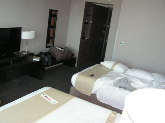 Holiday Inn Santiago Airport: Room itself - is very good