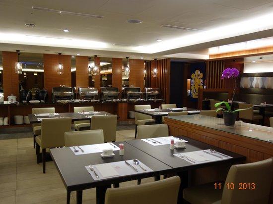 Lai Lai Hotel: 早餐的餐廳
