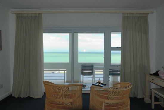 Arniston Spa Hotel : chambre vue mer