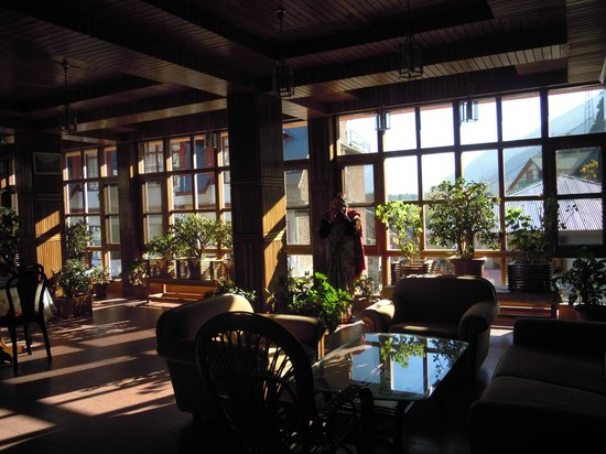 Silmog Garden: Restaurant 2