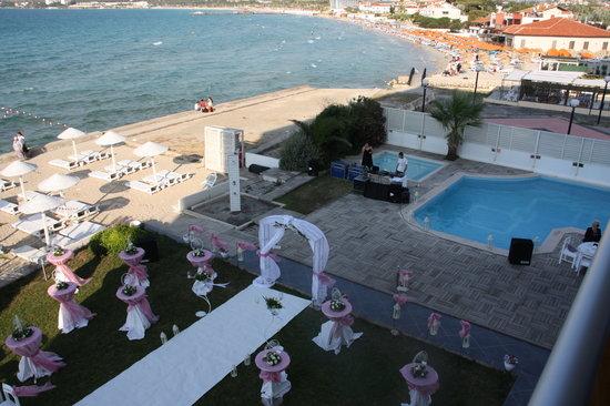 Scala Nuova Inkim Hotel: düğün