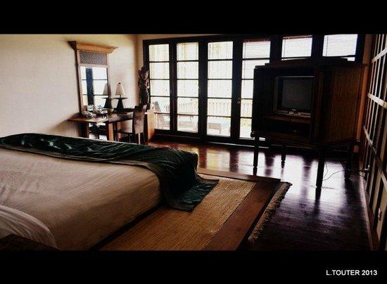 Puri Candikuning Retreat: Deluxe Room
