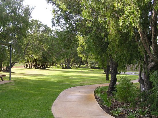 RAC Busselton Holiday Park: Park Grounds