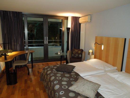 Hotel Allegro Bern : お部屋の写真です