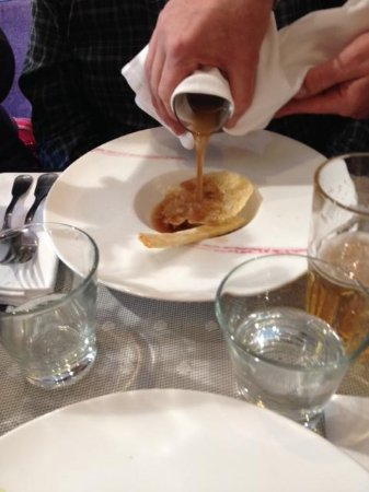 La Rose de France : French onion soup