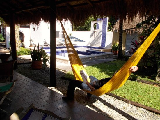 Villa Escondida Bed and Breakfast: Relaxing