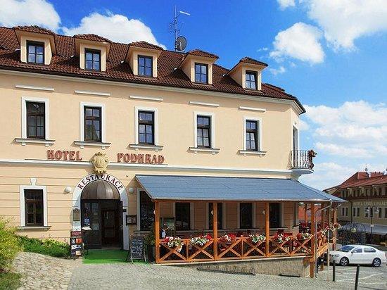 Photo of Hotel Podhrad Hluboka nad Vltavou