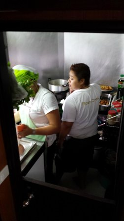 Sea Bees Diving - Chalong: Kitchen