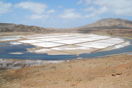 VOI Vila do Farol: le saline , fantastiche acqua calda e galleggiamento assicurato per tutti grazie al sale