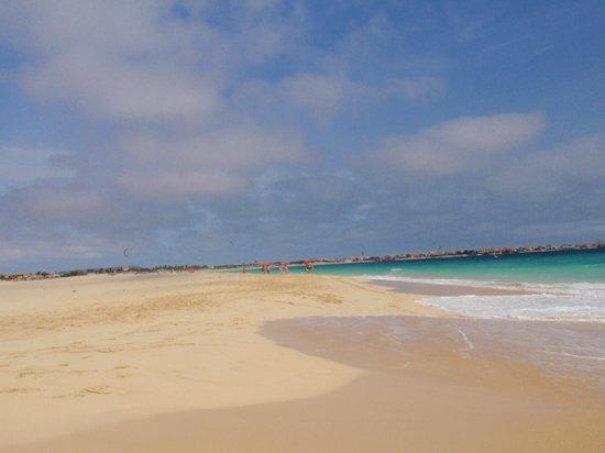 VOI Vila do Farol: spiaggia vila do farol