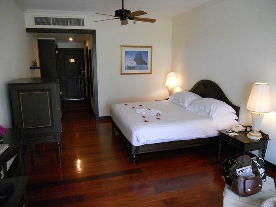 Sofitel Krabi Phokeethra Golf & Spa Resort: Bedroom