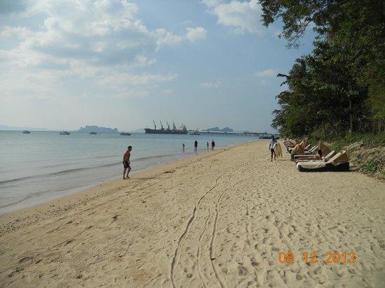 Sofitel Krabi Phokeethra Golf & Spa Resort: Beach