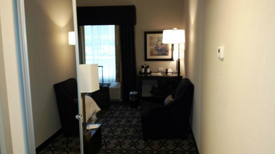 Hampton Inn & Suites Columbia / South: ROOM PIC FROM ENTRANCE