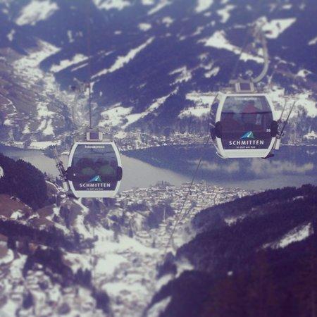 Schmittenhöhe : Zwischen Gletscher, Schifahren und See