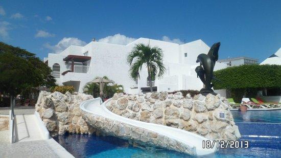 Sunset Marina Resort & Yacht Club : Alberca