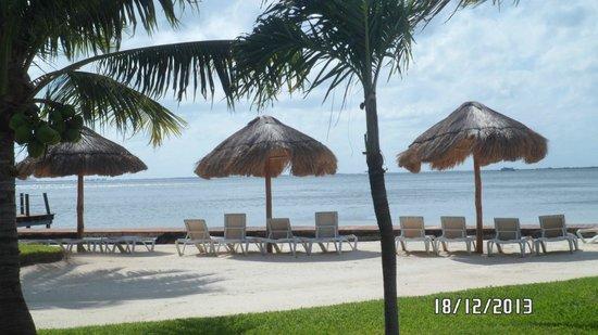 Sunset Marina Resort & Yacht Club : Vista al Lago
