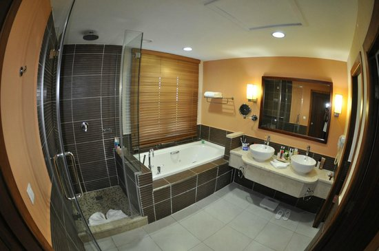Royalton Cayo Santa Maria: Our bathroom