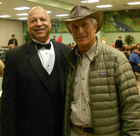 Columbus Zoo: Harvey & Jack Hanna