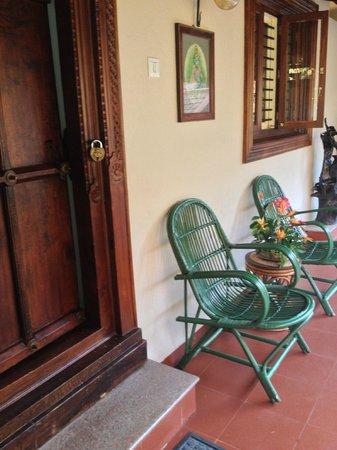 Thotadhahalli Home Stay : Privacy.....