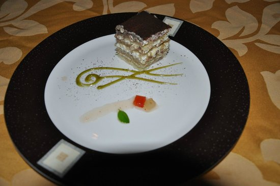 Royalton Cayo Santa Maria : Tiramisu !.....so good !
