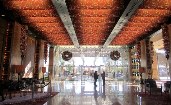 M Resort Spa Casino: Lobby