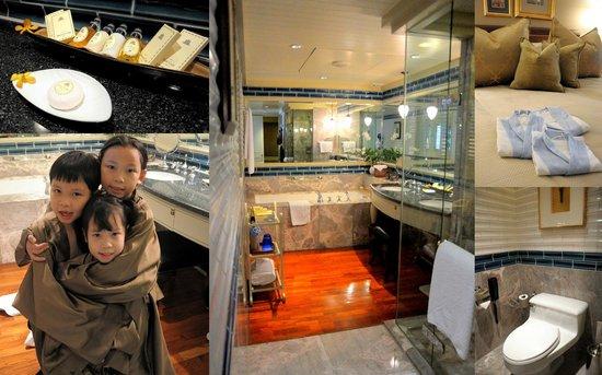 Mandarin Oriental, Bangkok : Bathroom