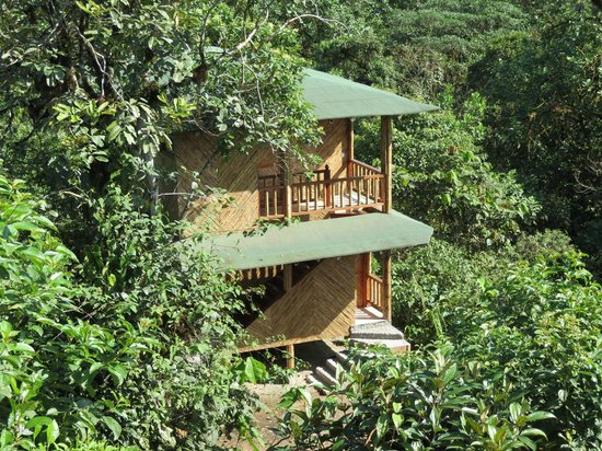 San Jorge de Milpe Eco-Lodge Orchid & Bird Reserve: One of the Cabins