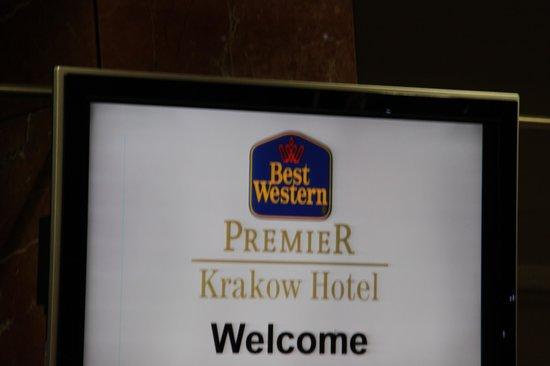 Best Western Premier Krakow Hotel: В Отеле