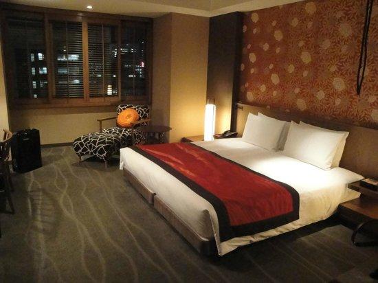 Oriental Hotel : ダブルルーム