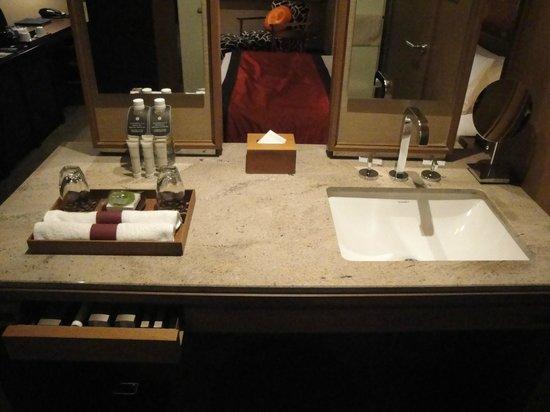 Oriental Hotel : アメニティー