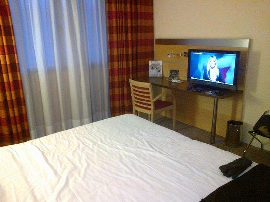 Idea Hotel Torino Mirafiori : stanza 107