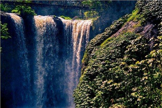 Forest Park Conservation Area Tahura Ir. H. Juanda: Curug ciomas