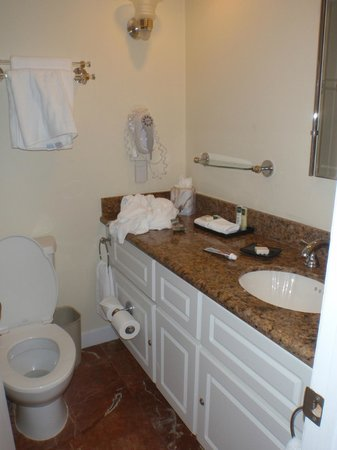 Hotel Riu Palace Aruba: Bagno