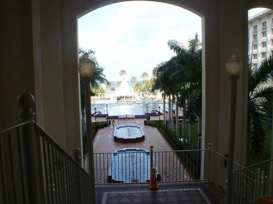 Hotel Riu Palace Aruba: Bello scorcio
