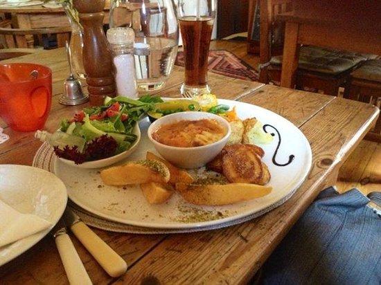 Thyme at Rosemary's Restaurant: Delicious Vegetable platter