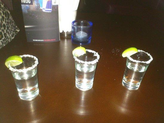 Glasse : tiquila