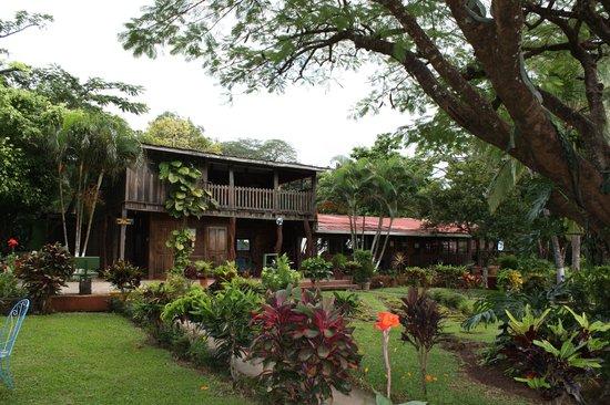 Rincon de la Vieja Lodge: Hotelanlage