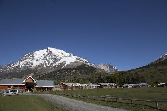 Las Torres Patagonia: Foto dell'hotel