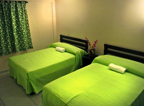 Hotel de Mar: Habitación doble con balcón